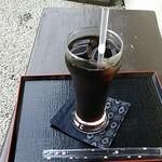 どーるかふぇ - ドリンク写真:アイスコーヒー 400円