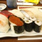 味彩善 - にぎり寿司(並) 握りは大(+100円)