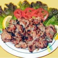アリアナレストラン - AFGHAN SHISHIKABAB 口の中でとろけるような柔らかいビーフです。