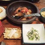 19570456 - ネジマキカフェのお食事。