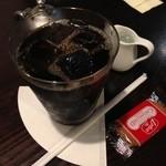きっさこ - アイスコーヒー(700円)