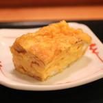 名登利寿司 - 玉子焼