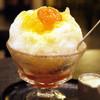 いり江 - 料理写真:杏ミルク