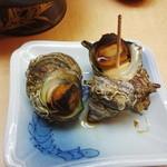 浜幸 - サザエの壺焼き
