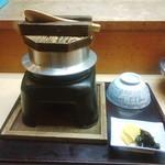 浜幸 - 飛魚の釜飯