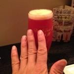 お酒と料理の心 - 五杯目はレッドアイ