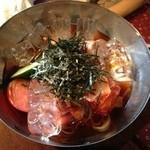 蔵家菊亭 - 韓国冷麺