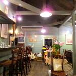 オーピンク - カフェのような雰囲気