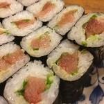 鮨まつ - ネギトロ巻ww