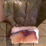 19580279 - H25/3柿の葉寿司、鯖