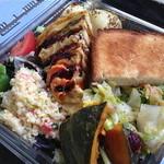 Dai's Deli & Sandwiches - ランチプレート【750円】(スープ・ドリンク付)