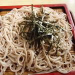 19581615 - ざる蕎麦アップ!