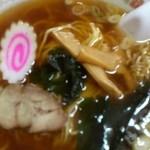 三宝軒 - ラーメン500円