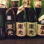 酒処COUNTER - 『山形の銘酒を楽しむ会』 2013・5・31
