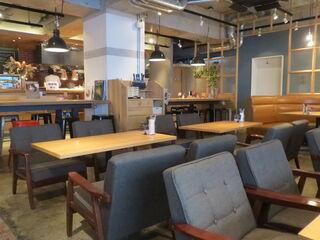 ラテグラフィック 町田店 - カフェ先進国と呼ばれるオーストラリアをイメージした町田には希少のお洒落カフェ3