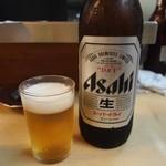 正宗屋 - とりあえずビール♪