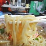 金龍食堂 - 麺リフト