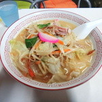金龍食堂 - チャンポン