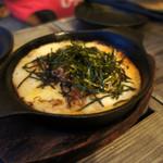 ウラニワ - 山芋のステーキ