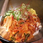 Kunsansouru - ビビン麺