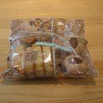 猫のしっぽ - 料理写真:クッキーセット(315円)