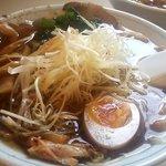 あーぼー軒 - 料理写真:ネギチャーシュー麺