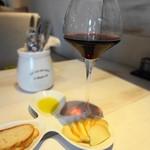 アマルフィイ カフェ - 本日のグラスワイン