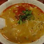 中国料理 安泰楼 - 坦々刀削麺