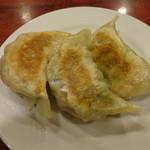 中国料理 安泰楼 - 餃子3個