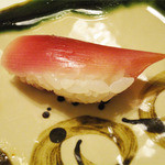 和食屋 はんなり - 夜・和会席(5250円)焼き物・みょうが寿し