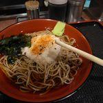 名代 富士そば - 冷やしトロロ(卵とねぎ抜き)[440円]