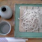 蕎麦 もり平 - もりそば:650円(税込)【2011年7月撮影】