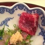 割烹 たきぐち - 鯨