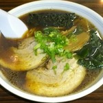 本格屋台 大ちゃんらー麺 - 大ちゃんらー麺