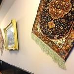 ムカーム - ペルシャ絨毯は、トルコ製や、中国(ウイグル)製も、多い。 国よりも、産地によって違う。