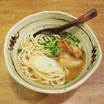 海人の家 - スープも秀逸!!