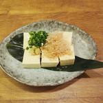 海人の家 - 島豆腐奴