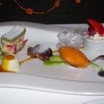 IL PINOLO - ディナーのデザート