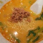 桂林餃子 満足 - 坦々麺