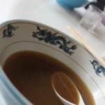 くぼた食堂 - スープお残し