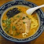 麺僧 - タンタン麺 850円
