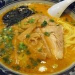 麺僧 - タンタン麺 アップ