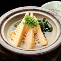 旬味 いやさか - だしの効いたやさしい味わい『若竹煮』