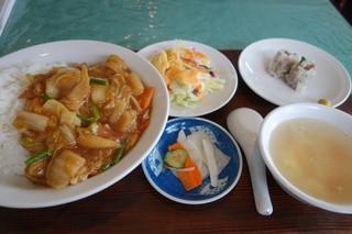 中国料理 桜華楼