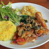 モフモナ - 料理写真:昼のランチプレート