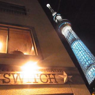 東京スカイツリーの側にある隠れ家カフェ★