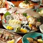 えびす海岸 りん - 料理