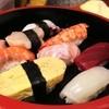 傳七寿司 - 料理写真:握りランチ並