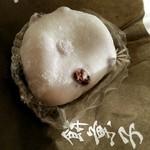 五の橋伊勢屋 - 豆大福 60円