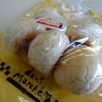 ダンマルシェ - レプレの白パン(これはふんわり柔らかでした)